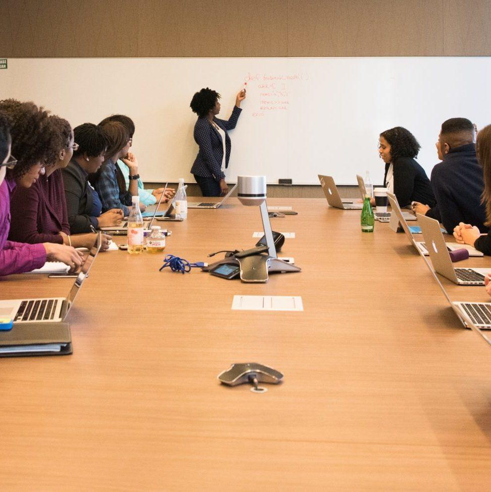Leadership Training Session